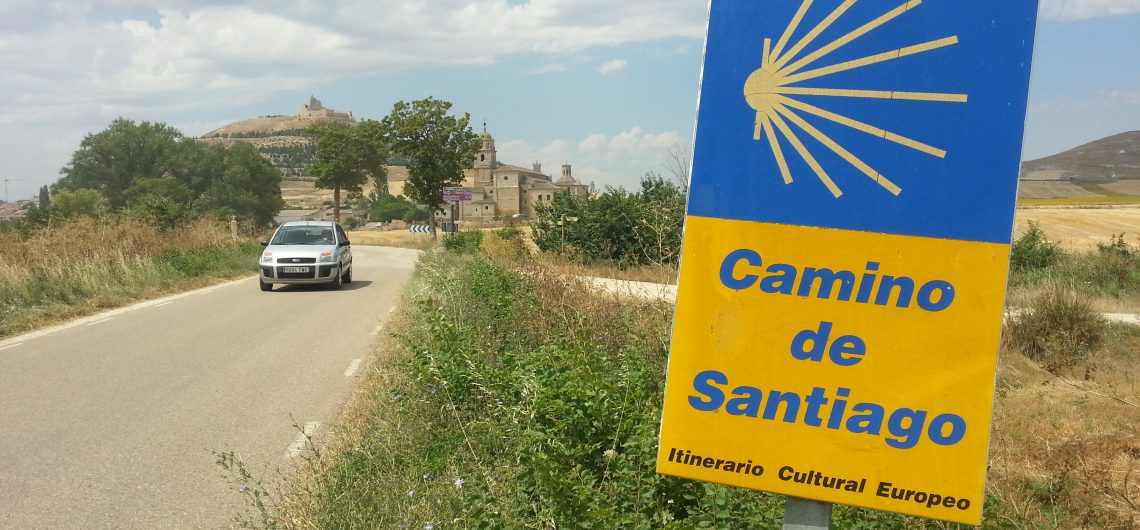 a photo from the Camino Frances