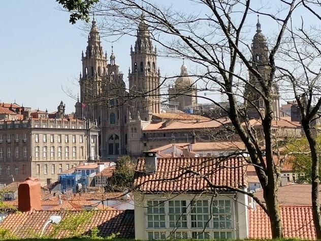 Santiago de Compostela city tour